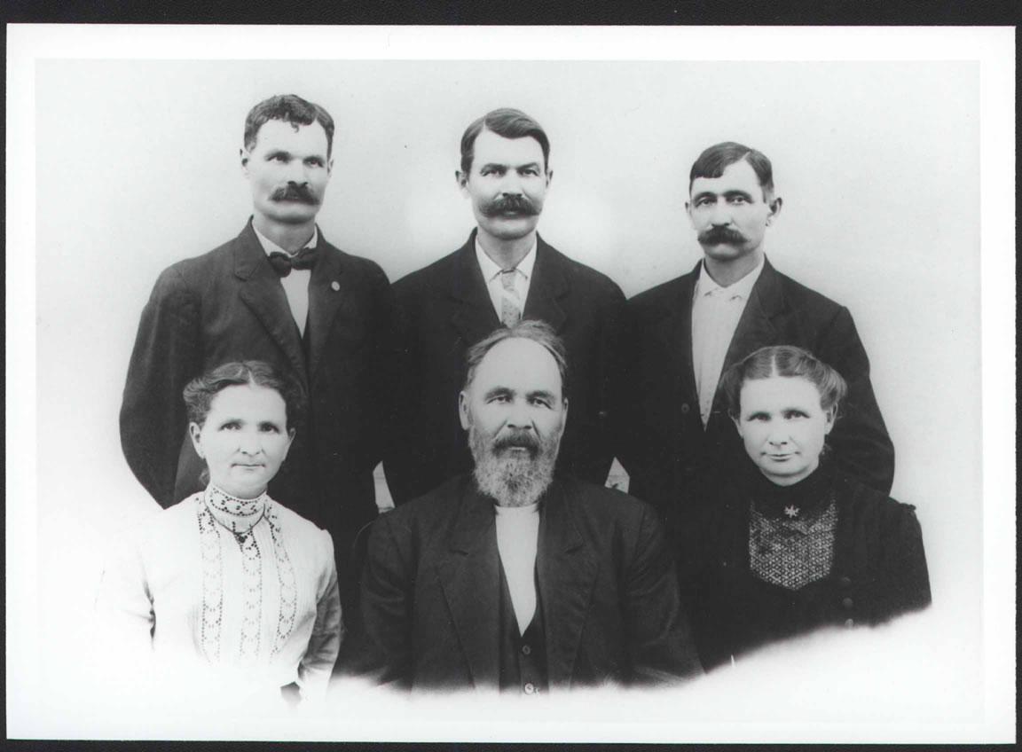 Nicholas Becker family